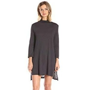 Michael Stars Cotton Supima Slub 3/4 Sleeve tunic